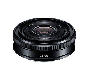 ソニー E 20mm F2.8 SEL20F28