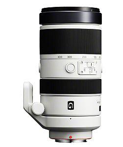 ソニー 70-400mm F4-5.6 G SSM II SAL70400G2