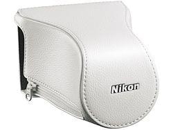ニコン フロントケース CB-N2200FA (ホワイト) ≪新品処分品≫