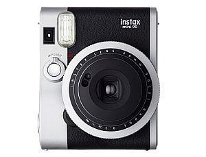 富士フィルム インスタントカメラ instax mini 90  「チェキ」 ネオクラシック (ブラック)