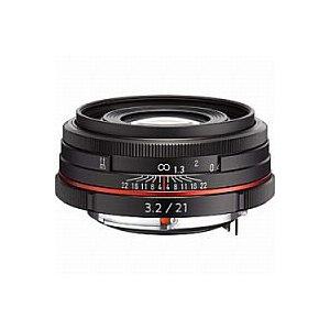 ペンタックス HD PENTAX-DA 21mm F3.2 AL Limited (ブラック)