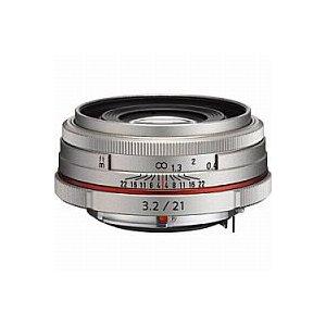ペンタックス HD PENTAX-DA 21mm F3.2 AL Limited (シルバー)