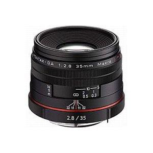 ペンタックス HD PENTAX-DA 35mm F2.8 Macro Limited (ブラック)