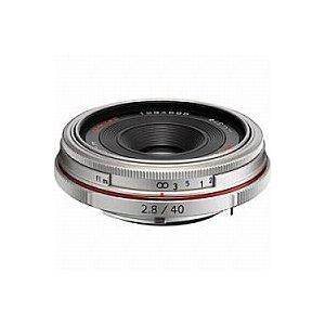 ペンタックス HD PENTAX-DA 40mm F2.8 Limited (シルバー)