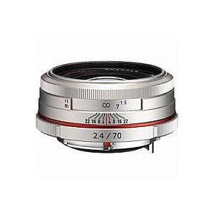 ペンタックス HD PENTAX-DA 70mm F2.4 Limited (シルバー)