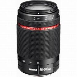 ペンタックス HD PENTAX-DA 55-300mm F4-5.8 ED WR
