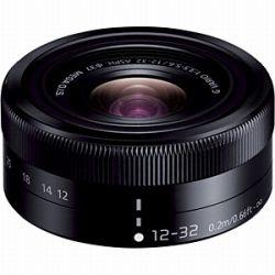 パナソニック LUMIX G VARIO 12-32mm F3.5-5.6 ASPH./MEGA O.I.S.(ブラック) H-FS12032-K