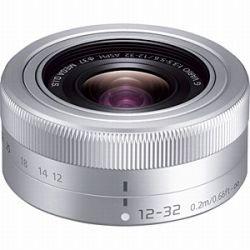パナソニック LUMIX G VARIO 12-32mm F3.5-5.6 ASPH./MEGA O.I.S.(シルバー) H-FS12032-S