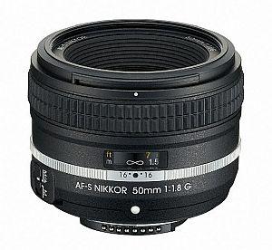 ニコン AF-S NIKKOR 50mm F1.8G (Special Edition)