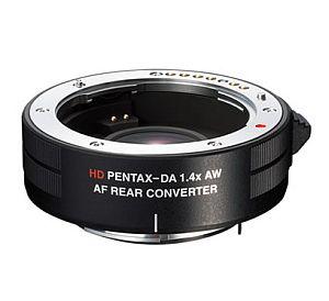 ペンタックス HD PENTAX-DA AF REAR CONVERTER 1.4X AW