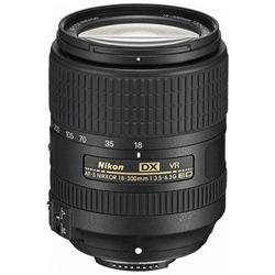 ニコン AF-S DX NIKKOR 18-300mm F3.5-6.3G ED VR