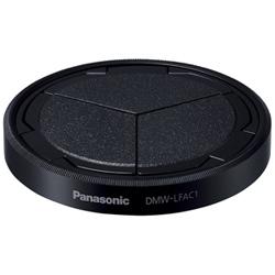 パナソニック 自動開閉レンズキャップ DMW-LFAC1 (ブラック)