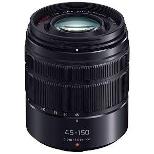 パナソニック LUMIX G VARIO 45-150mm F4.0-5.6 ASPH. / MEGA O.I.S. (ブラック) H-FS45150-KA