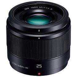 パナソニック LUMIX G 25mm F1.7 ASPH. (ブラック) H-H025