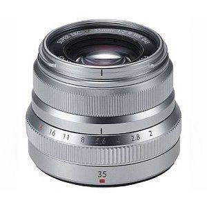 富士フィルム XF 35mm F2 R WR (シルバー)