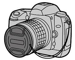 ケンコー レンズキャップ KLC158 58mm