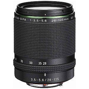 ペンタックス HD PENTAX-D FA 28-105mm F3.5-5.6 ED DC WR