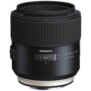 タムロン SP 85mm F1.8 Di VC USD (ニコンFマウント) Model F016