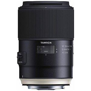 タムロン SP 90mm F2.8 Di MACRO 1:1 VC USD (キャノンEFマウント) Model F017