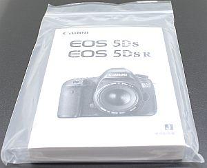キャノン 使用説明書 (EOS 5Ds/5DsR)
