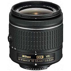 ニコン AF-P DX NIKKOR 18-55mm F3.5-5.6G VR