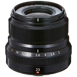 富士フィルム XF23mm F2 R WR (ブラック)