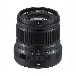 富士フィルム XF 50mm F2 R WR (ブラック)
