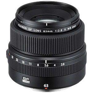 富士フィルム GF 63mm F2.8 R WR