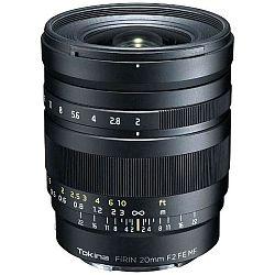 トキナー FiRIN 20mm F2 FE MF (ソニー Eマウント)
