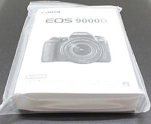 キャノン 使用説明書 (EOS 9000D/詳細版)