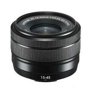 富士フィルム XC15-45mm F3.5-5.6 OIS PZ (ブラック)