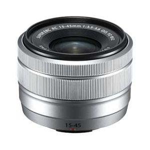 富士フィルム XC15-45mm F3.5-5.6 OIS PZ (シルバー)