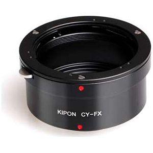 KIPON マウントアダプター C/Y-FX