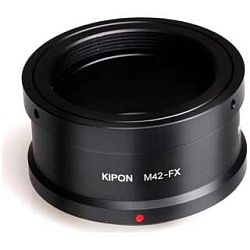 KIPON マウントアダプター M42-FX