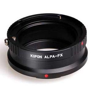 KIPON マウントアダプター Alpa-FX