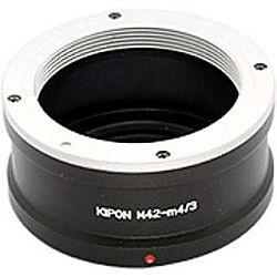 KIPON マウントアダプター M42-m4/3