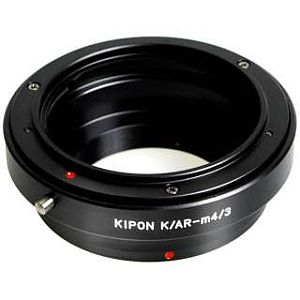 KIPON マウントアダプター K/AR-m4/3