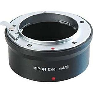 KIPON マウントアダプター Exakta-m4/3