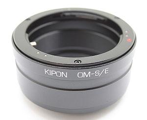 KIPON マウントアダプター OM-S/E