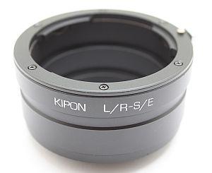 KIPON マウントアダプター L/R-S/E