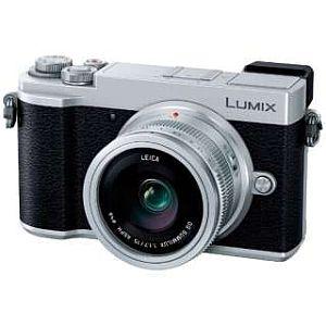 パナソニック LUMIX GX7 Mark III 単焦点ライカDGレンズキット (シルバー) DC-GX7MK3L-S