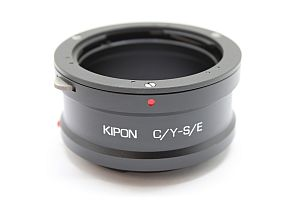 KIPON マウントアダプター C/Y-S/E