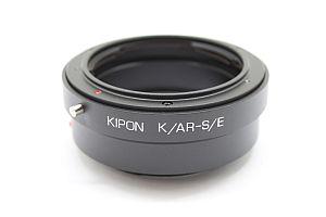 KIPON マウントアダプター K/AR-S/E