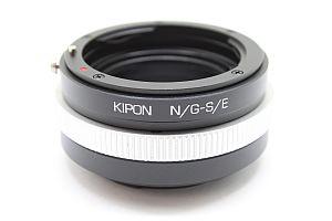 KIPON マウントアダプター N/G-S/E