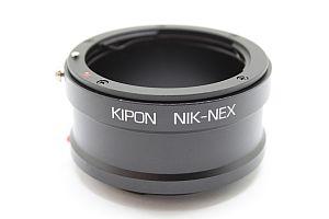KIPON マウントアダプター NIK-NEX