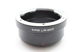 KIPON マウントアダプター L/R-m4/3