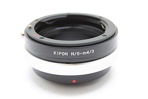 KIPON マウントアダプター N/G-m4/3