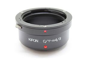 KIPON マウントアダプター C/Y-m4/3