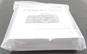 キャノン 使用説明書 (EOS 6D Mark II)