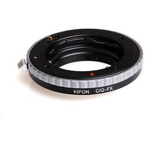 KIPON マウントアダプターC/G-FX